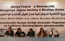 Ý đồ liên bang của người Kurd bị phản ứng đồng loạt