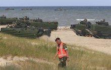 Mỹ tăng quân ở Đông Âu đối phó Nga