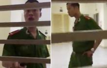 Trung úy bị tố nhổ nước bọt vào cô gái công khai xin lỗi