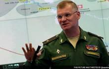 Nga bác chỉ trích về vụ Su-24 áp sát tàu chiến Mỹ