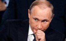 Tiết lộ thu nhập của ông Putin