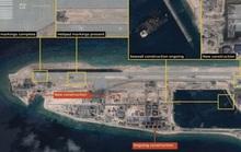 Philippines lên án Trung Quốc đáp máy bay quân sự tại Đá Chữ Thập