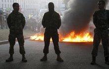 Nhóm cực đoan Ukraine âm mưu đảo chính tại Nga