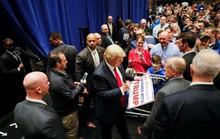 Trump đại thắng ở Indiana, Ted Cruz bỏ cuộc đua