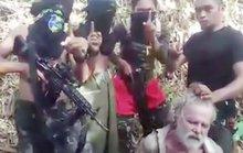 IS công bố video chặt đầu con tin Canada ở Philippines