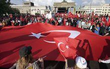 """Đức cáo buộc Thổ Nhĩ Kỳ phạm tội """"diệt chủng"""""""