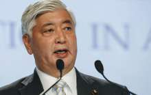 Nhật cam kết hỗ trợ Đông Nam Á tăng cường an ninh ở biển Đông