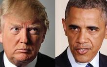 Tổng thống Obama nặng lời với tỉ phú Trump
