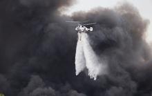Nga: Động cơ tên lửa bốc cháy, hàng trăm người chạy loạn