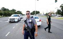 Xác định nghi phạm bắn chết 3 cảnh sát Mỹ