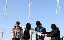 Iran treo cổ 20 tù nhân Hồi giáo trong một ngày