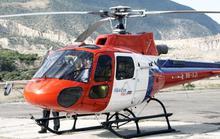 Trực thăng đón bé gái đi chữa bệnh rơi, 7 người thiệt mạng