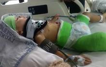 Cha gây tai nạn xe hơi để giết con trai 2 tuổi