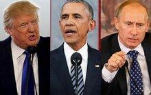 Ông Trump khen ông Putin lãnh đạo tốt hơn ông Obama