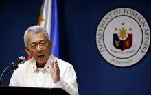 Mỹ cứng rắn với Philippines