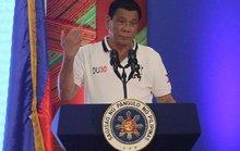 Tổng thống Philippines muốn thăm cả Trung lẫn Nhật