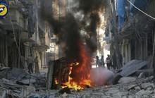 Tròn 1 năm Nga không kích ở Syria, hơn 9.300 người thiệt mạng