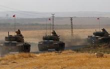 Xe tăng Thổ Nhĩ Kỳ đến biên giới, Iraq cảnh báo xem như kẻ thù