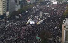 Hàn Quốc: Biểu tình rầm rộ đòi tổng thống từ chức