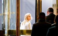 Con gái ông Trump sẽ không tham dự các cuộc họp nhà nước
