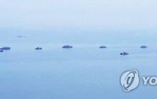 Ngư dân Triều Tiên cướp cá của nhau?