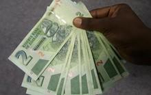 Chán tiền tỉ đô, Zimbabwe phát hành phiên bản USD