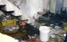 Vợ tử vong, chồng bất tỉnh trong ngôi nhà cháy