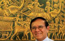 Quốc vương Campuchia ân xá thủ lĩnh đối lập