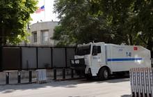 Thổ Nhĩ Kỳ: Bắt tay súng xâm nhập đại sứ quán Mỹ
