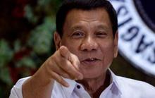 Tổng thống Philippines không lo Trung Quốc quân sự hóa đảo nhân tạo