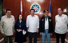 5 đời tổng thống Philippines họp bàn về biển Đông