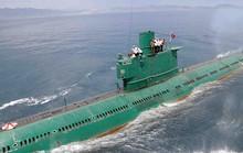 Tàu ngầm Triều Tiên mất tích bí ẩn