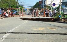 Xây dựng cầu Tân Kỳ Tân Quý tạm trong 20 ngày