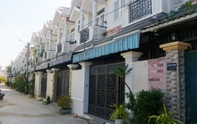 Nhà phố xây sẵn giá rẻ Sài Gòn hút khách