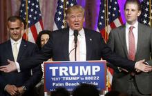 Ông Trump lâm nguy