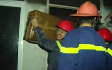 Văn phòng Chi cục QLTT Đà Nẵng bốc cháy
