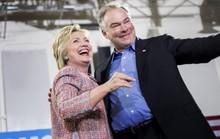 Bà Clinton bất ngờ tiết lộ phó tướng