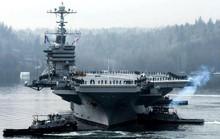 Đội tàu sân bay Mỹ USS John C. Stennis đến biển Đông