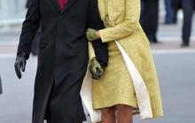 Obama sang nhờ vợ- Michelle