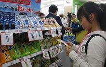 Thực phẩm Nhật tràn vào Việt Nam