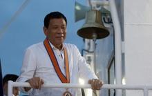 Ông Duterte: Philippines không từ bỏ chủ quyền ở biển Đông