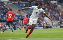 Lập hat-trick, Rashford muốn đá chính trận derby