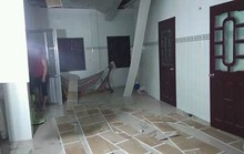 Công tác khám nghiệm vụ nổ ở Phú Quý gặp khó
