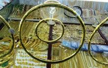 Giá vàng hôm nay 25-10: Vàng SJC tiếp tục lao dốc mạnh