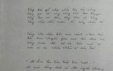 """Chốt hạ vụ """"thơ Lưu Quang Vũ"""""""
