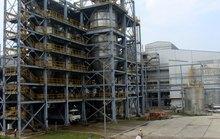 Nhà máy gần 1.900 tỉ đồng dừng hoạt động
