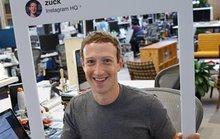 Sợ bị tấn công, CEO Facebook dán kín bộ phận nhạy cảm trên laptop