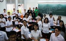 Thúc đẩy giảng dạy tiếng Pháp tại các trường ở Việt Nam