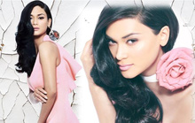 Vẻ đẹp cuốn hút của tân Hoa hậu Hoàn vũ