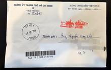 Đăng Khôi vui khi nhận thư Bí thư Thăng về vụ trộm